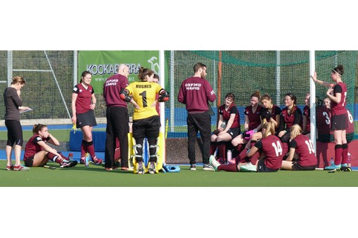 Ladies' 1s v Barnes 009