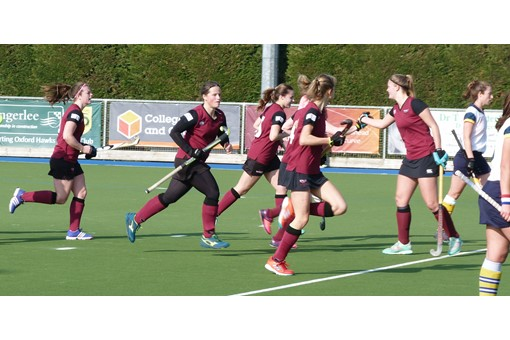 Ladies' 1s v Barnes 017