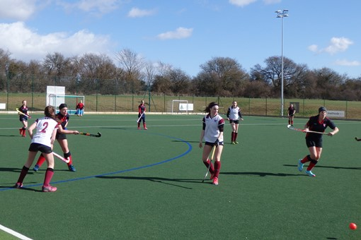 Ladies' 7s v Amersham & Chalfont 003