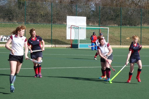 Ladies' 7s v Amersham & Chalfont 024