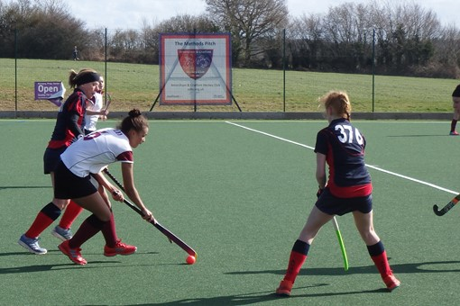 Ladies' 7s v Amersham & Chalfont 025