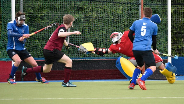 Men's 2s v Oxford 1s 013