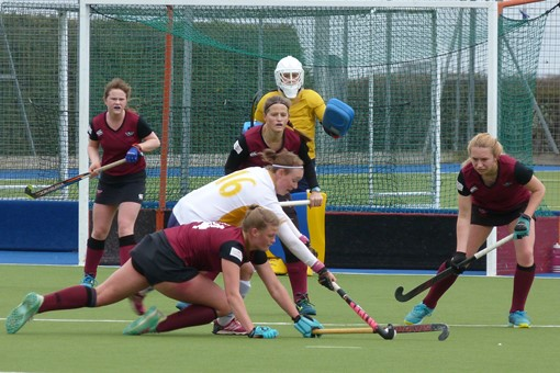 Ladies' 1 v Stourport 003