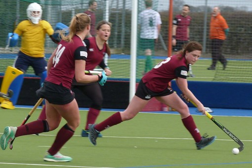 Ladies' 1 v Stourport 005