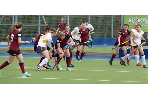 Ladies' 1 v Stourport 006
