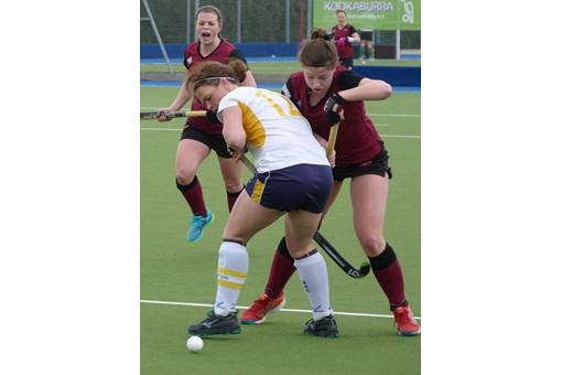 Ladies' 1 v Stourport 008