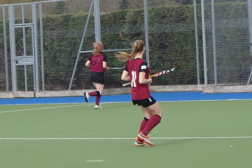 Ladies' 7s v Iver & Burnham 002