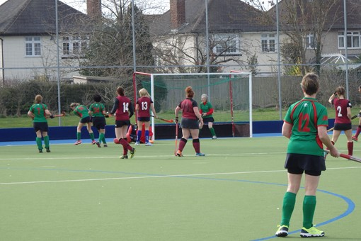 Ladies' 7s v Iver & Burnham 004