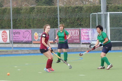 Ladies' 7s v Iver & Burnham 017