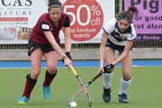 Ladies' 1s v Trojans 019