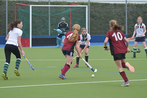 U14 Girls A v Surbiton in HCGL final 005