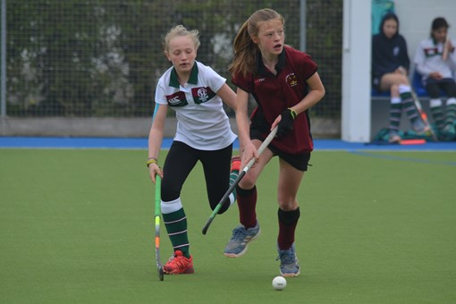 U14 Girls A v Surbiton in HCGL final 007