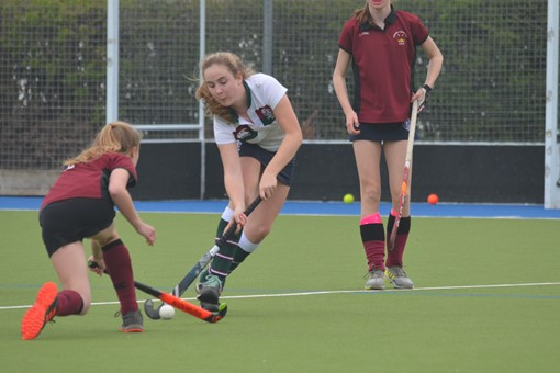 U14 Girls A v Surbiton in HCGL final 014