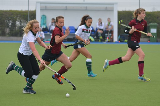 U14 Girls A v Surbiton in HCGL final 015