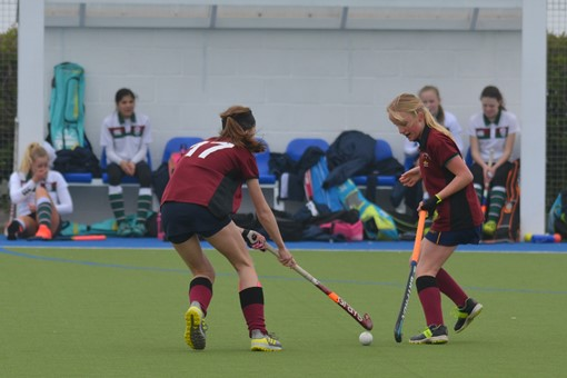 U14 Girls A v Surbiton in HCGL final 018