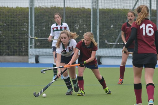 U14 Girls A v Surbiton in HCGL final 019
