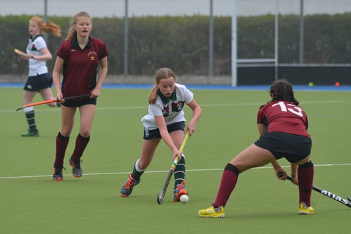 U14 Girls A v Surbiton in HCGL final 021