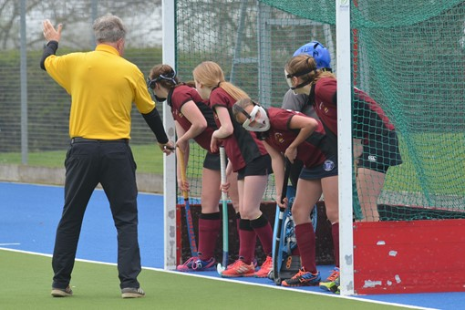 U14 Girls A v Surbiton in HCGL final 022