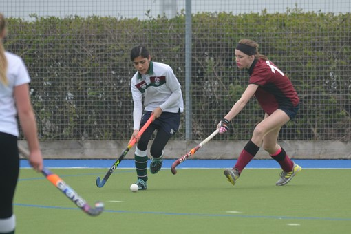 U14 Girls A v Surbiton in HCGL final 025