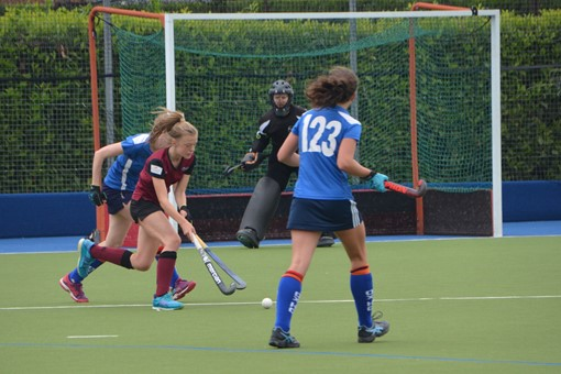 Ladies' 2s v Oxford 1s in Friendly 007