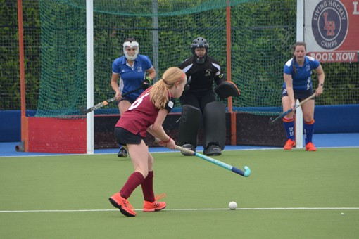 Ladies' 2s v Oxford 1s in Friendly 008