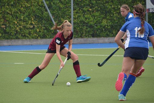 Ladies' 2s v Oxford 1s in Friendly 017