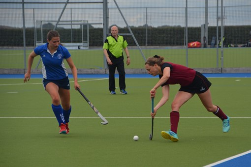 Ladies' 2s v Oxford 1s in Friendly 023