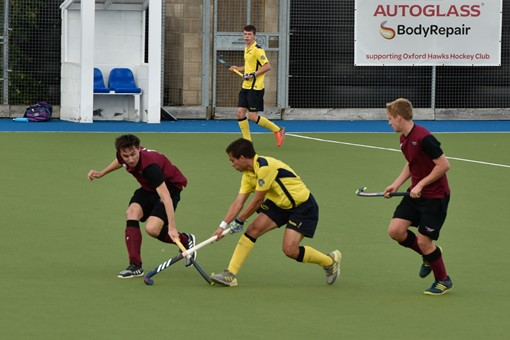 Men's 1s v Bath Buccaneers in friendly 002