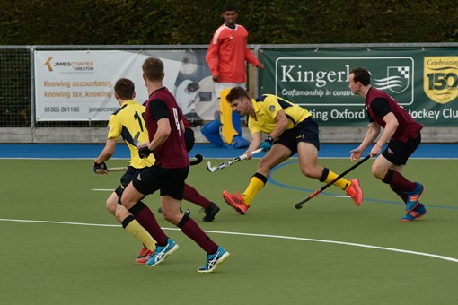Men's 1s v Bath Buccaneers in friendly 004