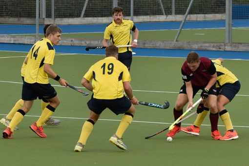 Men's 1s v Bath Buccaneers in friendly 007