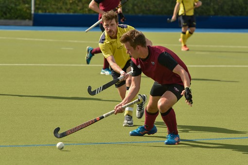 Men's 1s v Bath Buccaneers in friendly 013