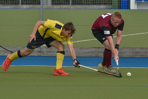 Men's 1s v Bath Buccaneers in friendly 021