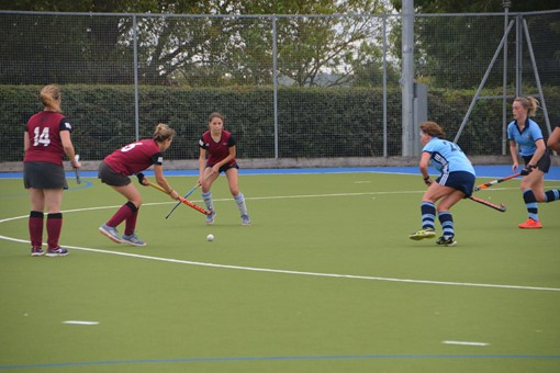 Ladies' 3s v Wycombe 001