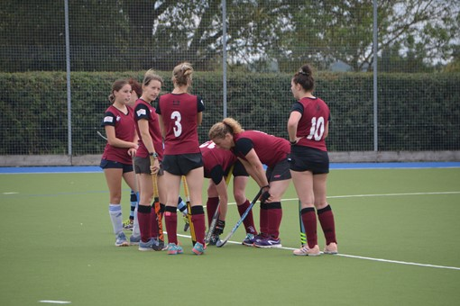 Ladies' 3s v Wycombe 002