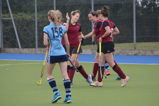 Ladies' 3s v Wycombe 005