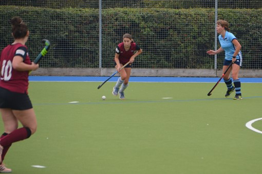 Ladies' 3s v Wycombe 007