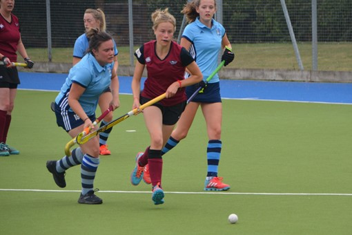 Ladies' 3s v Wycombe 012