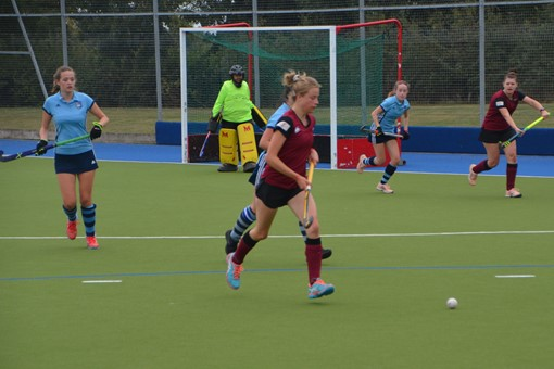 Ladies' 3s v Wycombe 013