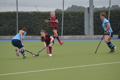 Ladies' 3s v Wycombe 014