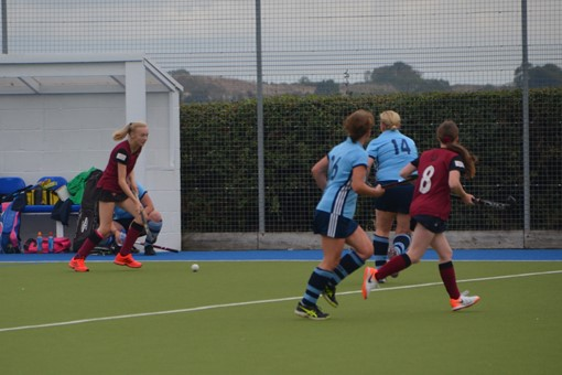 Ladies' 3s v Wycombe 015