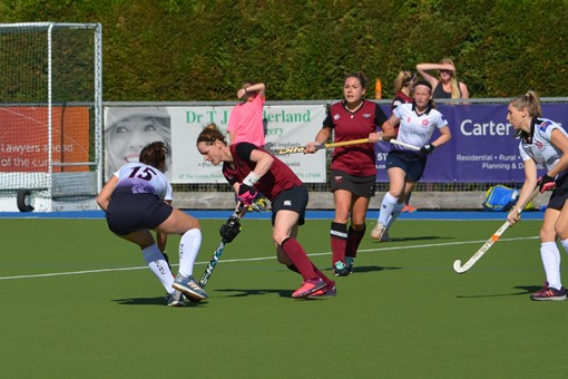 Ladies' 1s v Sutton Coldfield 007
