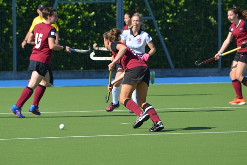 Ladies' 1s v Sutton Coldfield 020
