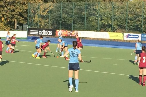 Ladies' 4s v Reading 002