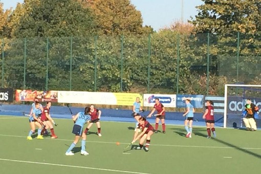 Ladies' 4s v Reading 004