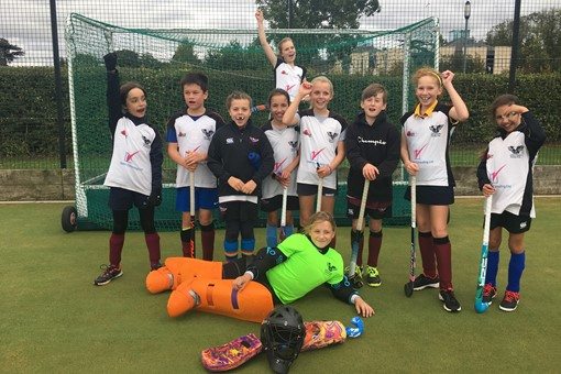 U12 Mixed team September 2019 001