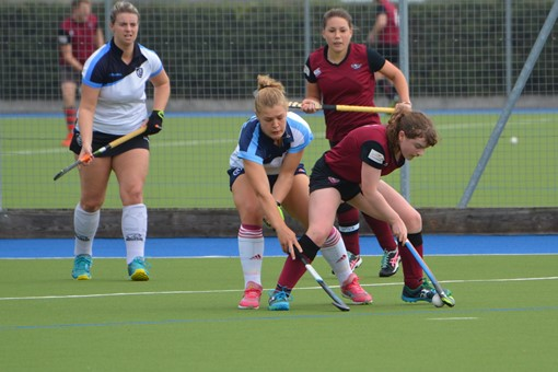 Ladies' 1s v Clifton Robinsons 002