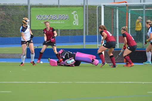 Ladies' 1s v Clifton Robinsons 003