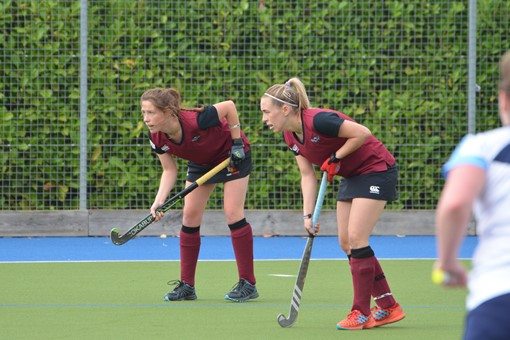 Ladies' 1s v Clifton Robinsons 004