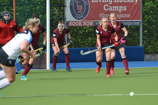 Ladies' 1s v Clifton Robinsons 005