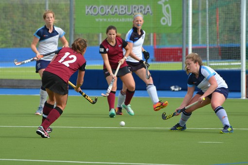Ladies' 1s v Clifton Robinsons 006